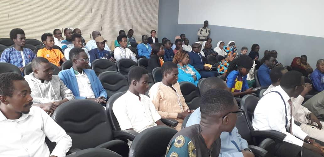 Tchad : le mois de l'histoire afro-américaine lancé à N'Djamena. © Djibrine Haïdar/Alwihda Info