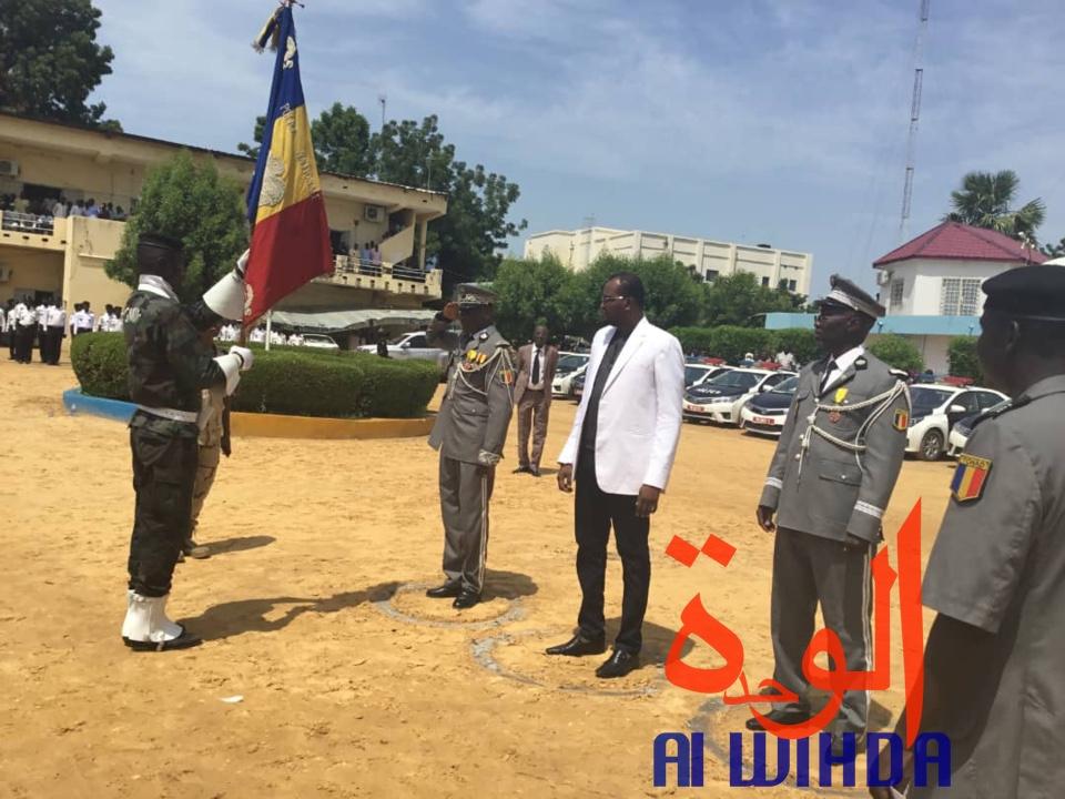 Tchad : le directeur de la police nationale remplacé