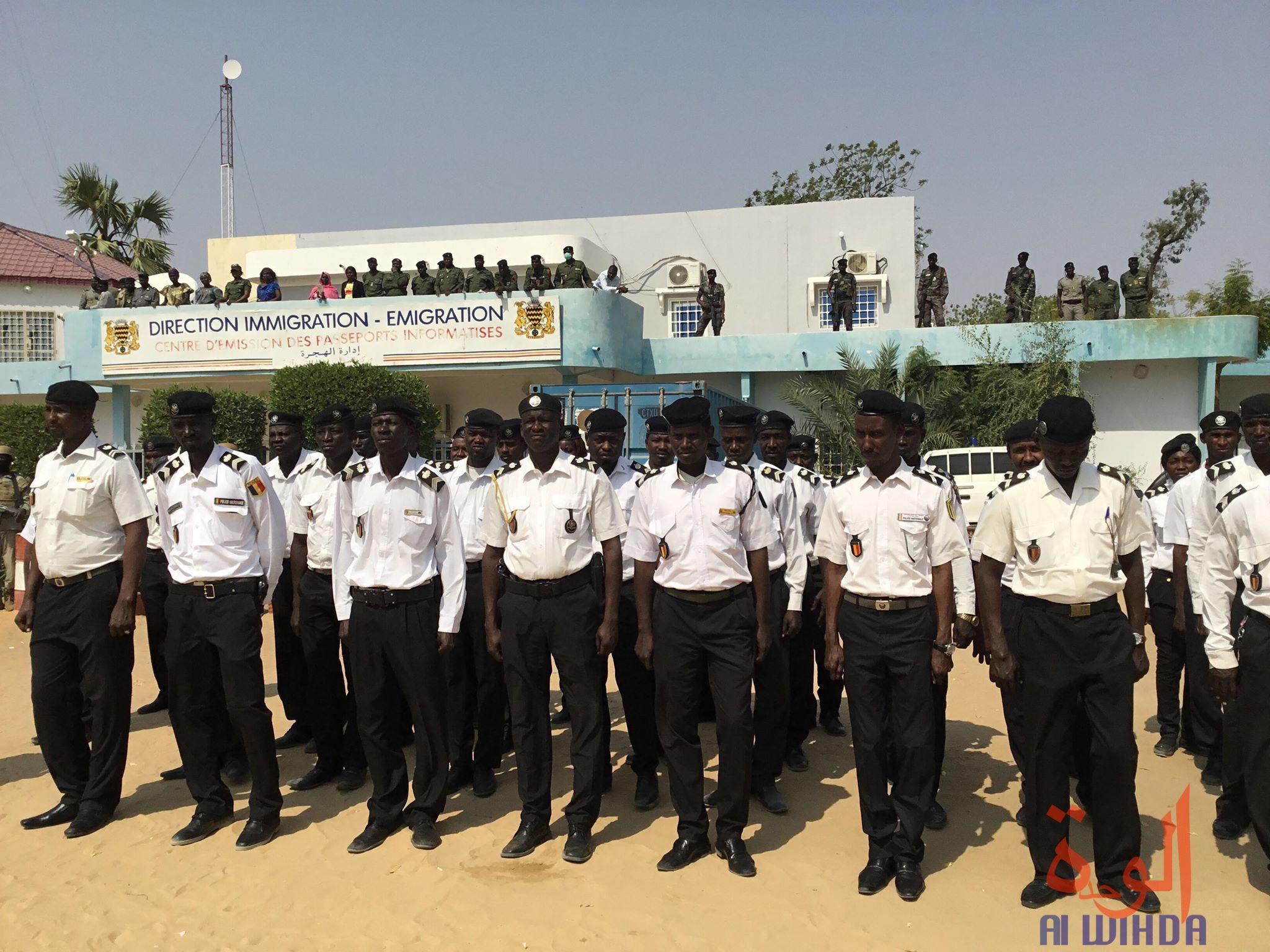"""Tchad : la police """"doit être au service de la population"""" (ministre de la sécurité)"""