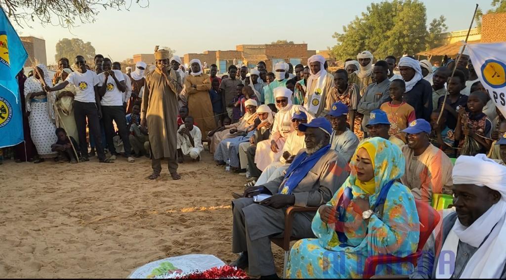 Tchad : à l'Est, dans le département d'Adde, la population égrène ses difficultés. © Mahamat Issa Gadaya/Alwihda Info