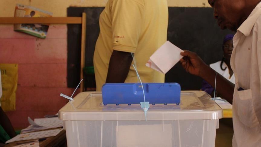 Togo : les candidats à l'élection présidentielle défendent leur programme de société devant les jeunes. © DR/AA