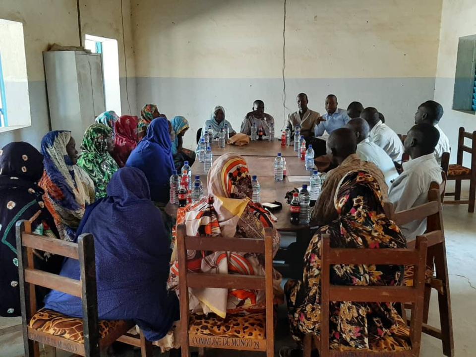 Tchad : la femme rurale, un rôle important dans la gouvernance démocratique. © Adam Ibrahim/Alwihda Info