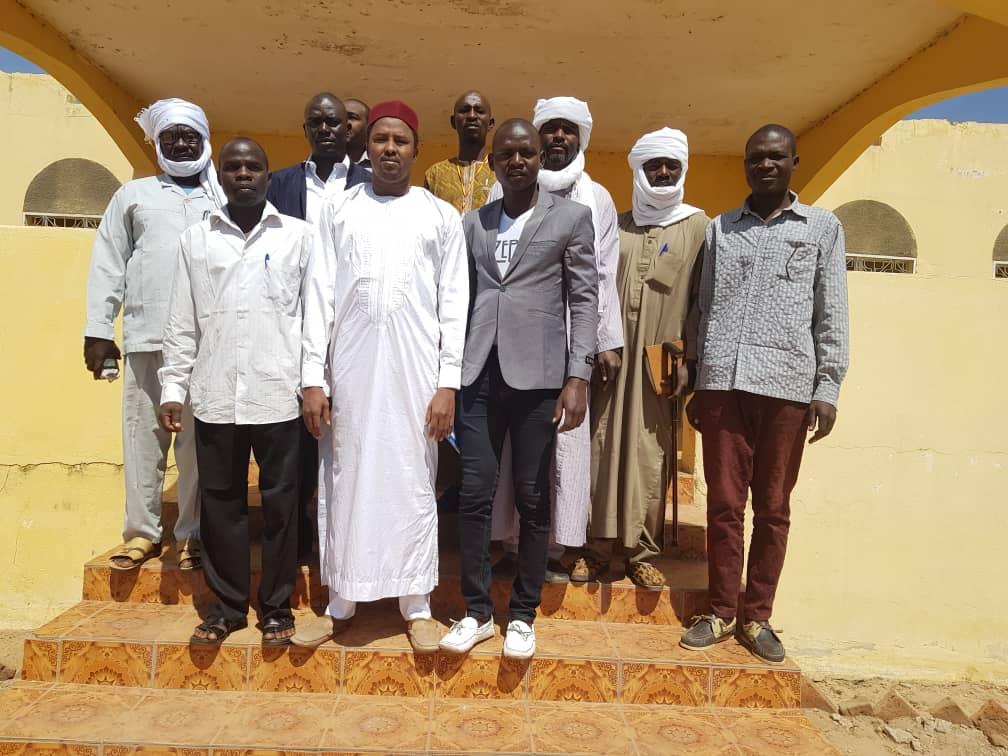 Tchad : le centre de santé d'Adde se renforce avec un nouveau médecin. © Mahamat Issa Gadaya/Alwihda Info