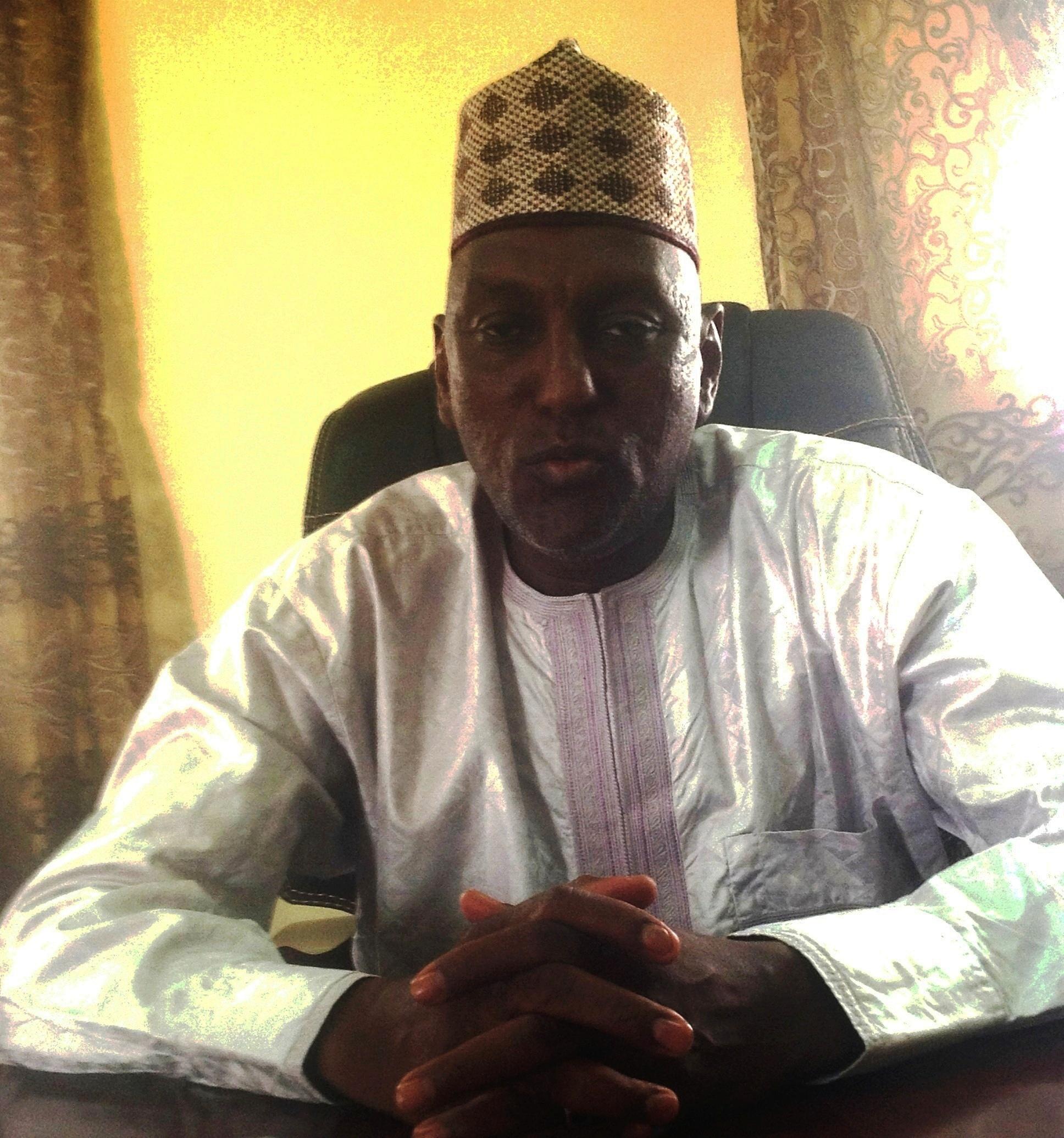 Tchad : Djibert Younous nommé gouverneur de la province du Moyen-Chari. © Alwihda Info