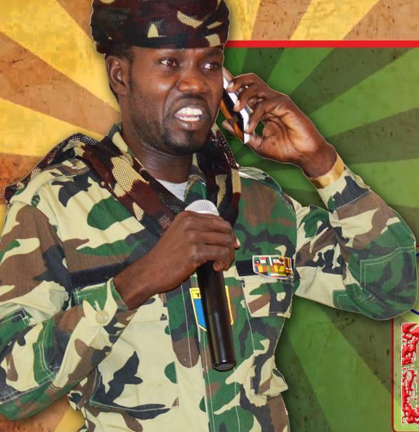 Cameroun : mystérieuse mort de l'artiste tchadien Colonel Dinar. © DR/Colonel Dinar