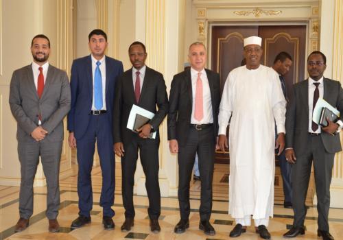 Energie : un accord signé entre le Tchad et un groupe égyptien. © PR