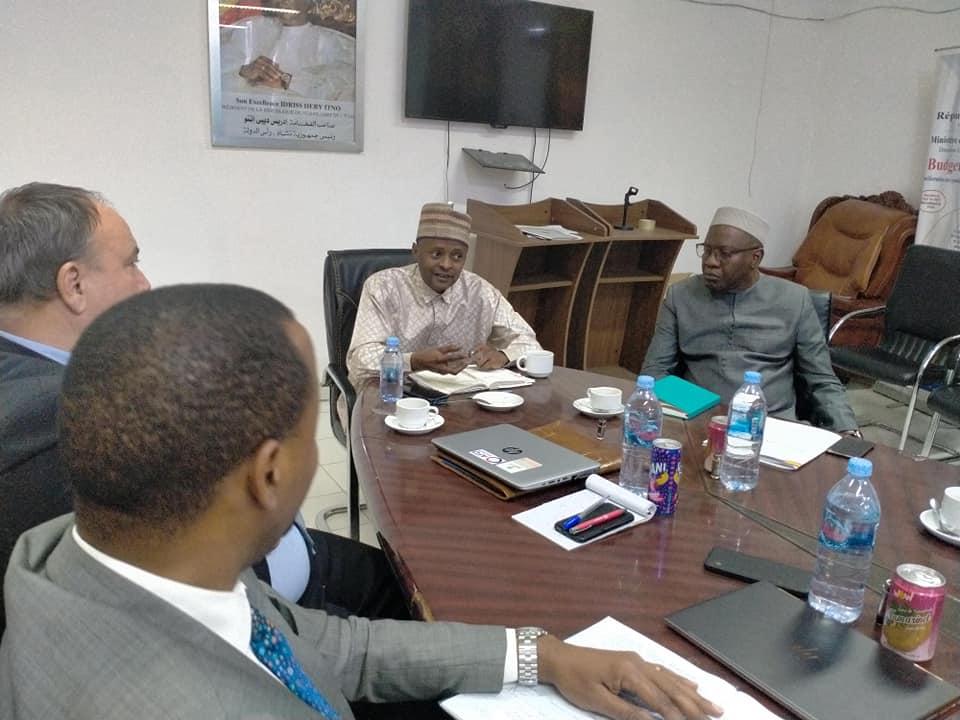 Tchad : un système informatique ambitieux pour la gestion des finances publiques. © DR/Min. Fin. Budget