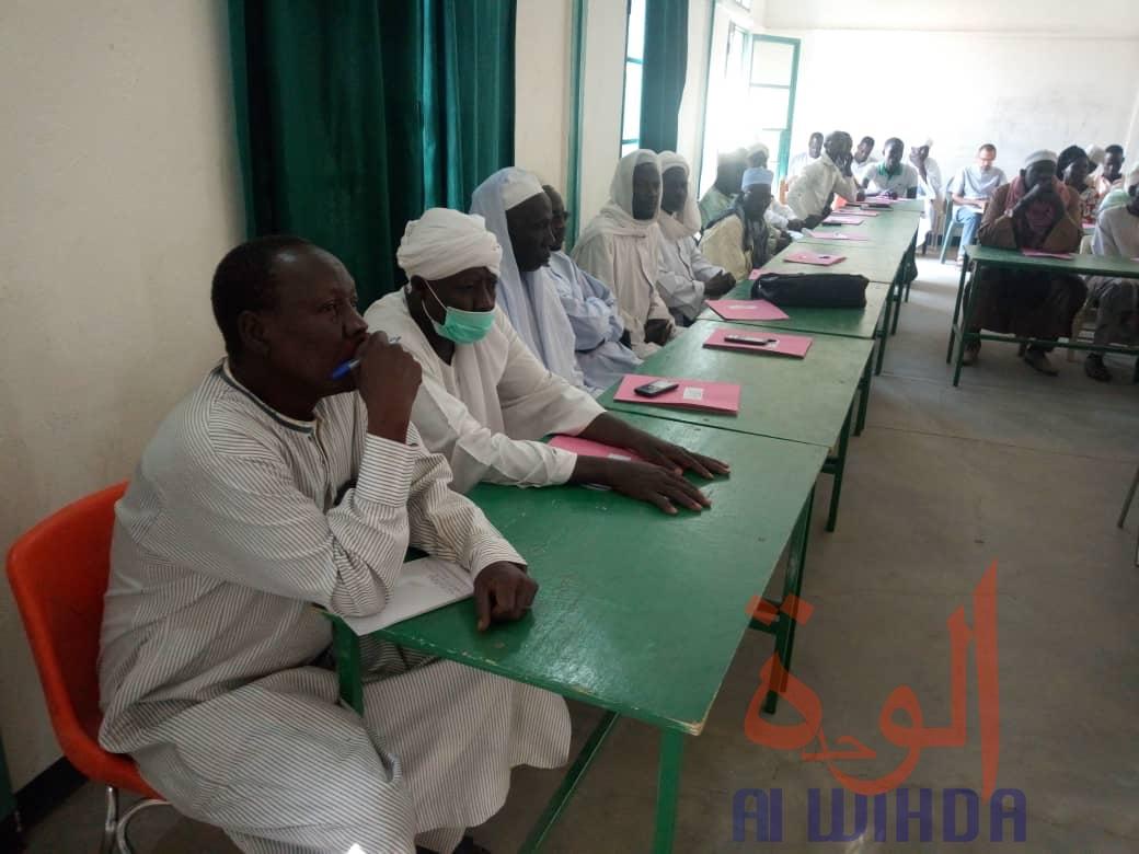 Tchad : des échanges sur la paix et la cohabitation à Mongo. © Adam Ibrahim/Alwihda Info