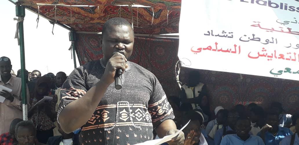 Tchad : la sensibilisation pour la tolérance s'invite dans les lycées. © Djibrine Haïdar