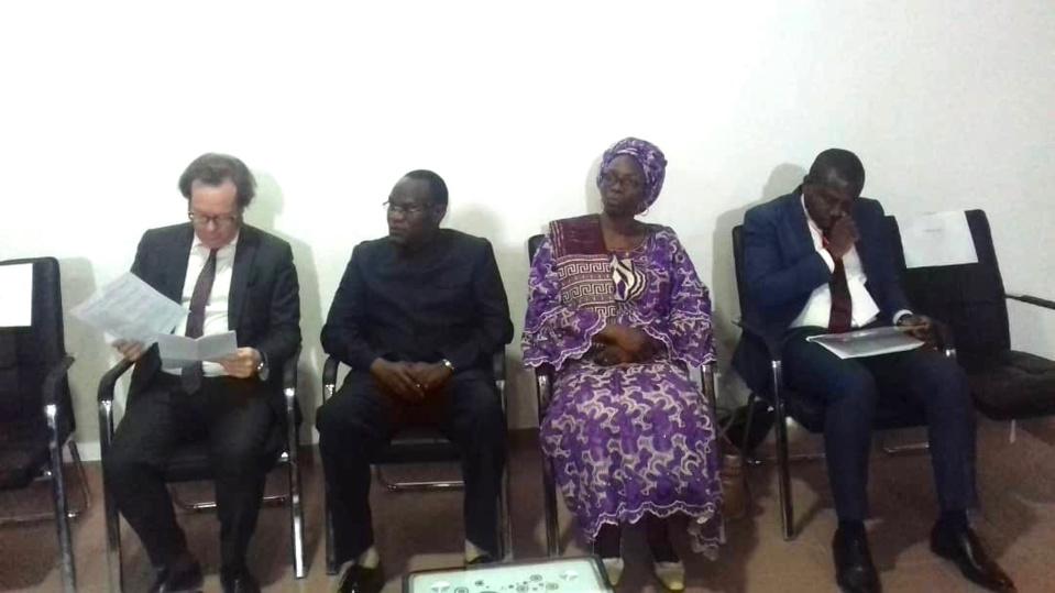"Tchad : la 12e édition du concours international OHADA ""Génies en Herbe"" lancée. © Abakar Chérif/Alwihda Info"