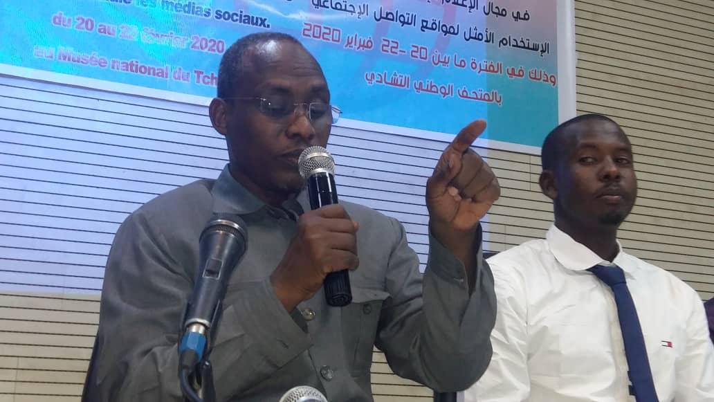 Tchad : le parti Al Nasour pousse les jeunes à mieux utiliser les réseaux sociaux. ©Mahamat Abdramane Ali Kitire/Alwihda Info