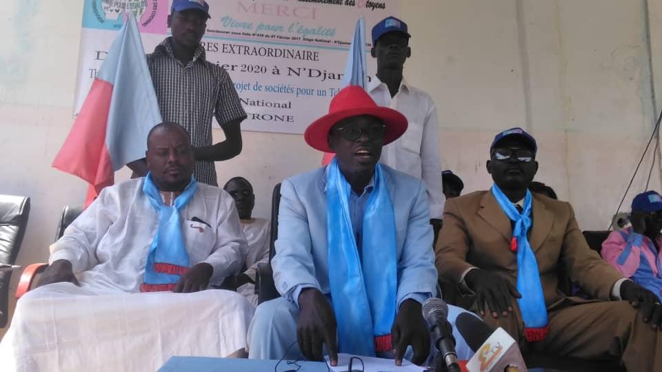 Tchad : l'ambitieux projet de société du parti MERCI pour juguler les crises. © Malick Mahamat/Alwihda Info