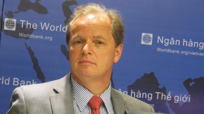 Axel van Trotsenburg, directeur général des opérations de la Banque mondiale. © DR