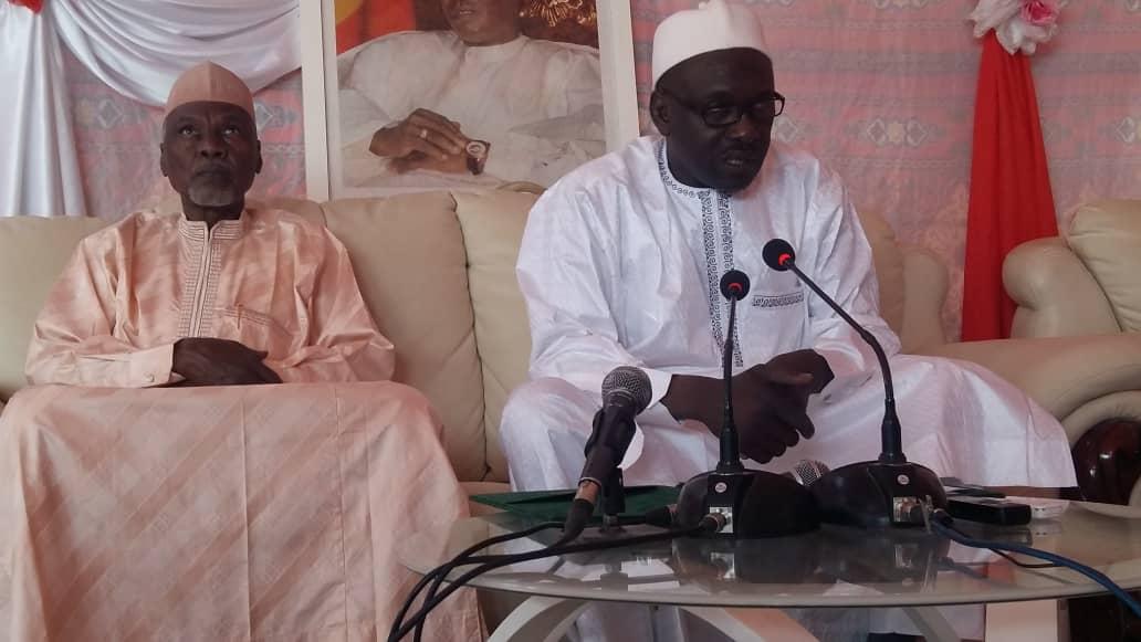 Tchad : la campagne du Hadj 2020 lancée, un quota de 8.729 pèlerins. © Mahamat Abdramane Ali Kitire/Alwihda Info