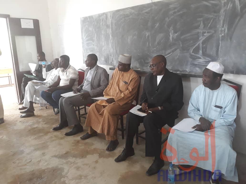Tchad : à l'ENS d'Abéché, le syndicat des enseignants a un nouveau bureau