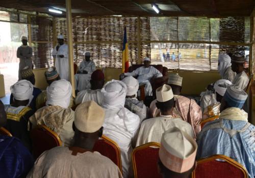 Tchad : Déby met en garde contre les conflits intercommunautaires au Mayo-Kebbi Est. © PR