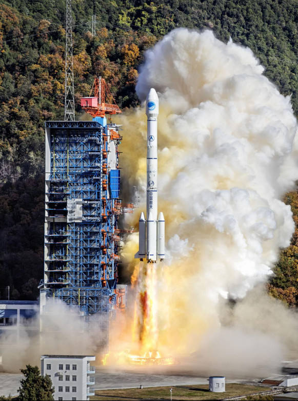 China's BeiDou navigation system assists epidemic prevention