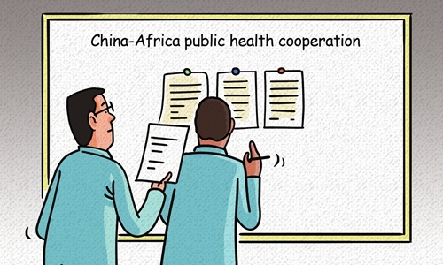 China-Africa relations reflect reciprocal cooperation. © DR