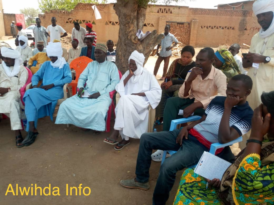 Tchad : à Mongo, le MPS se mobilise pour son 30ème anniversaire