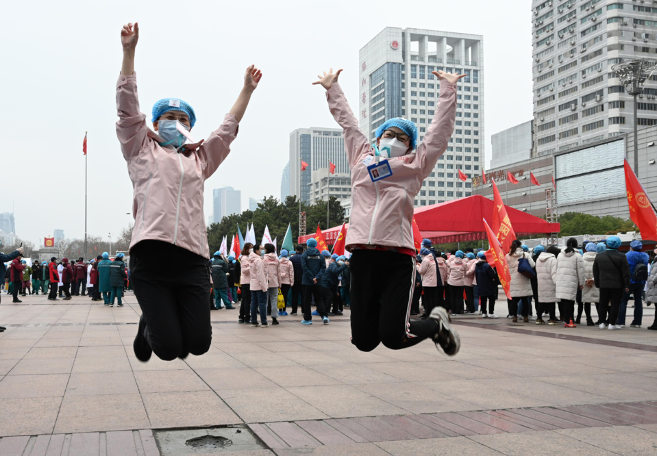 Hubei on path to normalcy
