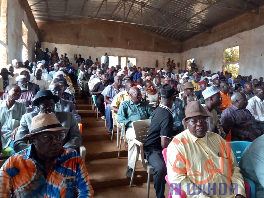 Tchad : suspension du maire de Moundou, des révélations troublantes du gouverneur. © Golmen Ali/Alwihda Info