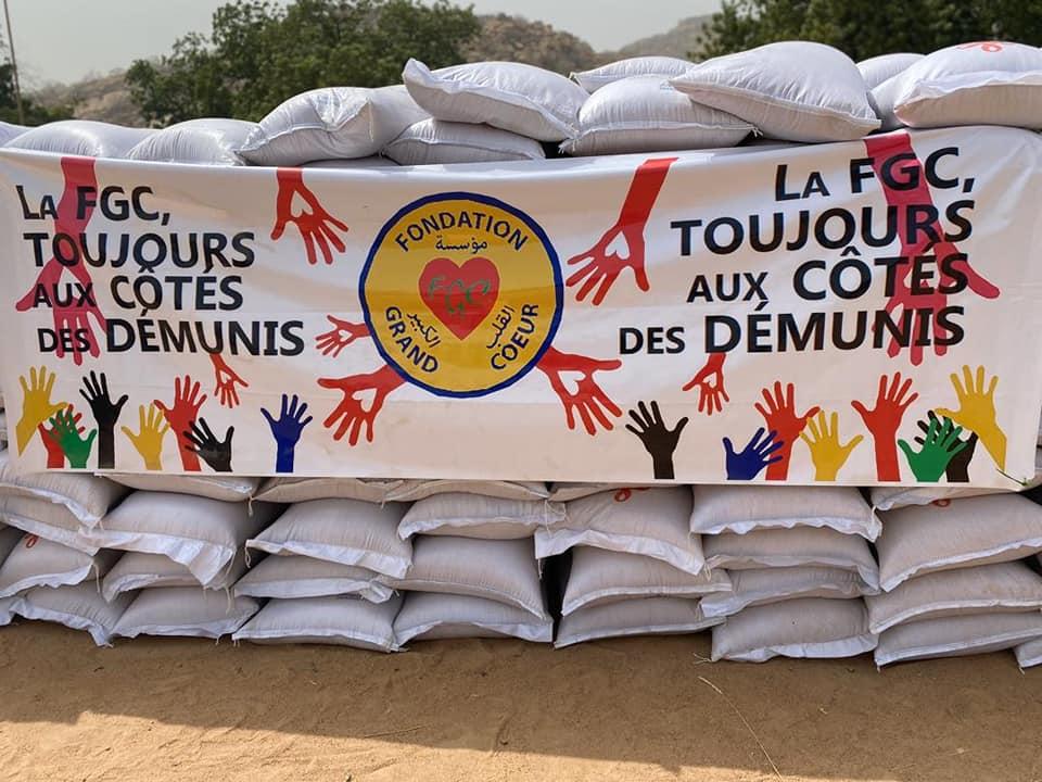 Tchad : la Fondation Grand Coeur officiellement reconnue d'utilité publique. ©FGC