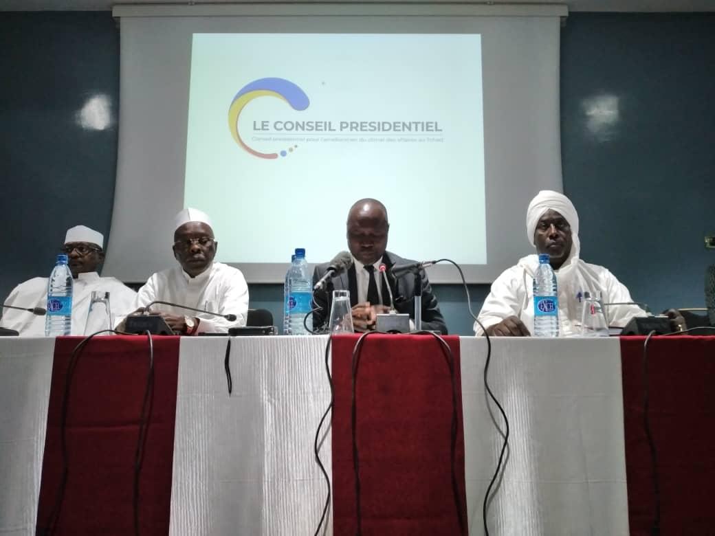Tchad : un conseil présidentiel pour booster le climat des affaires. © Djibrine Haïdar/Alwihda Info