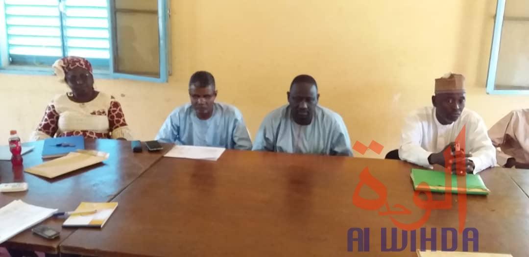 Tchad : fin de la session budgétaire 2020 à Ati. © Hassan Djidda Hassan/Alwihda Info