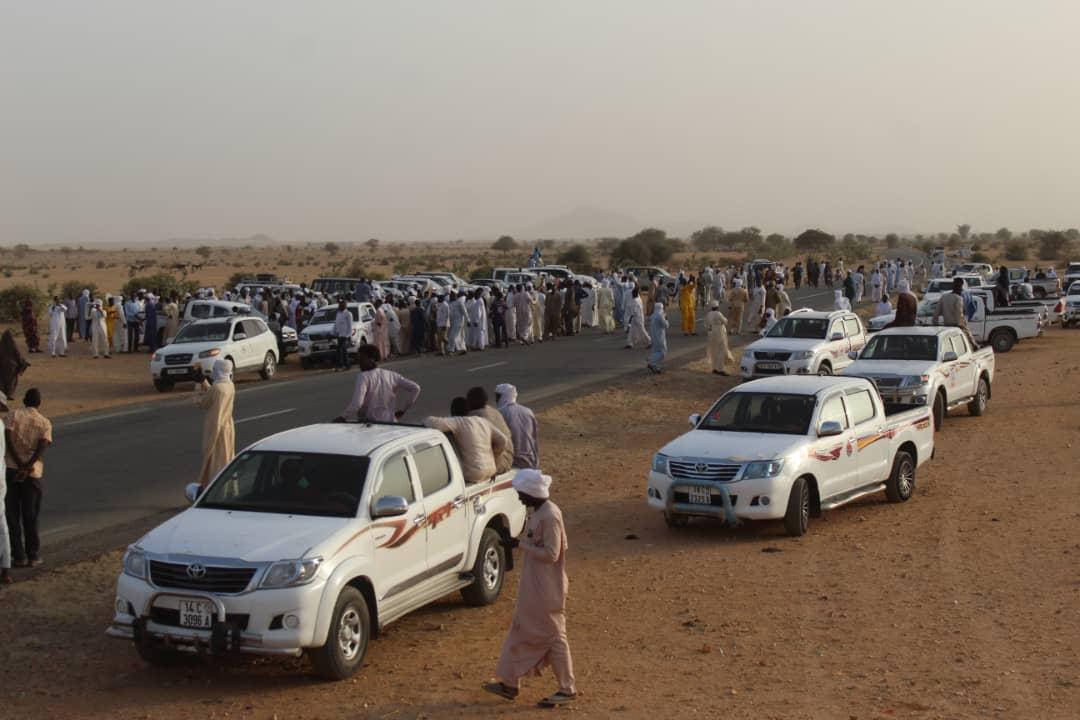 Tchad : l'intronisation du sultan du Ouaddaï aura lieu le 21 mars. © DR
