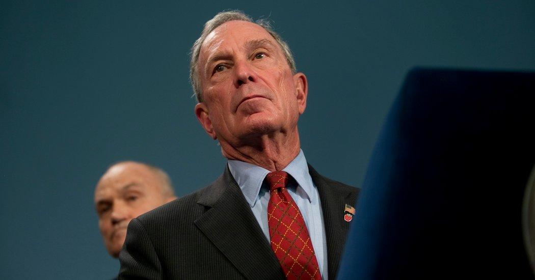 Michael R. Bloomberg intensifie la lutte contre la pandémie mondiale de coronavirus. © DR