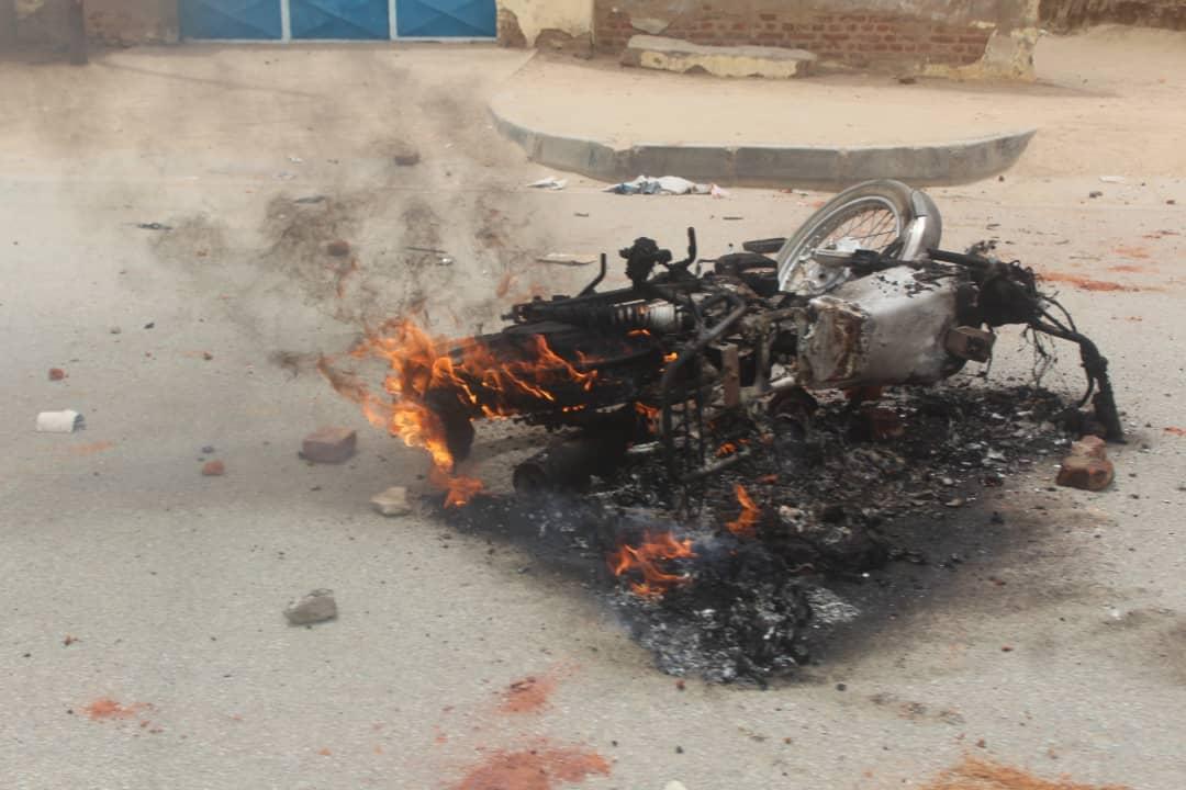 Tchad : heurts et protestation à Abéché contre l'intronisation. © Alwihda Info