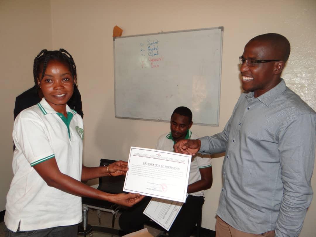 """Entrepreneuriat : """"la honte de dire qu'au Tchad, on importe des cure-dents du Nigeria"""". © Abakar Chérif Hamid/Alwihda Info"""