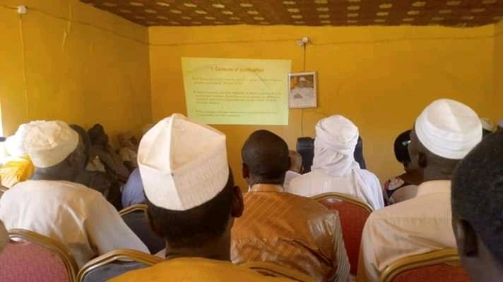 Tchad - Covid-19 : la sensibilisation s'intensifie au Sila. © Mahamat Issa Gadaya/Alwihda Info
