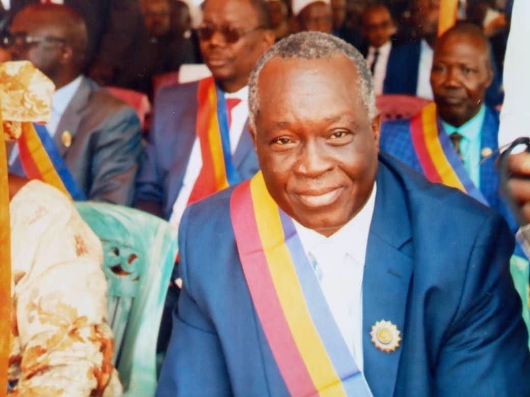Le député Mbaidessemel Dionadji.