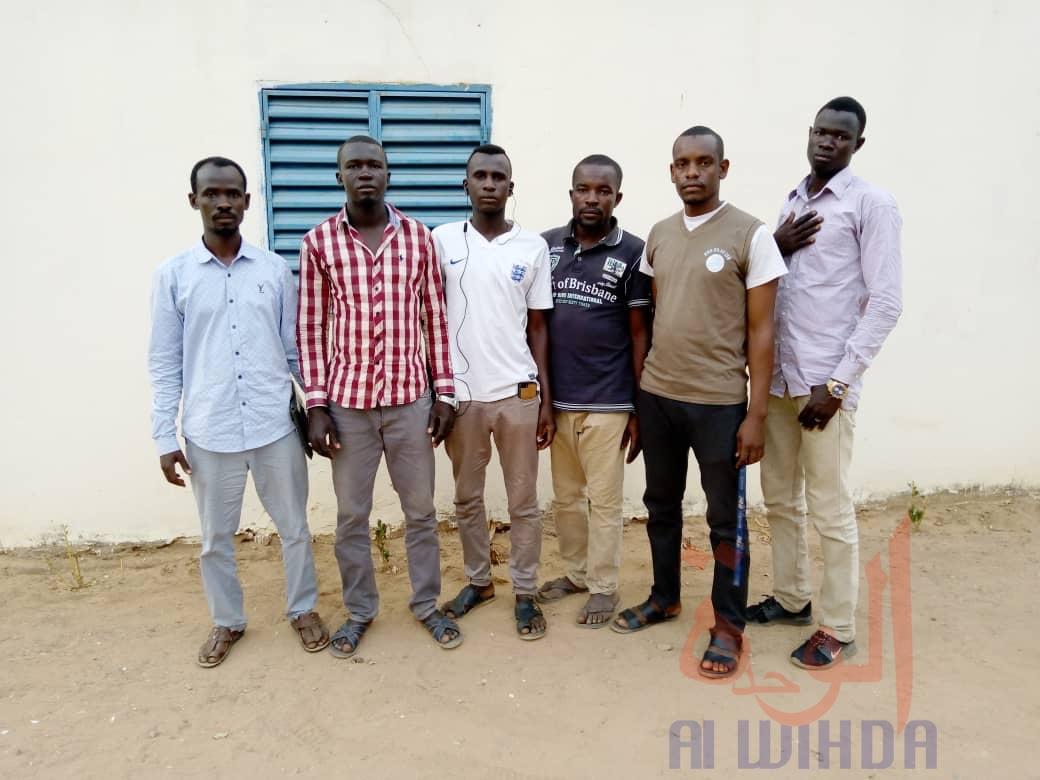 Tchad - Covid-19 : au Sila, la jeunesse prend en main le défi de la prise de conscience. © Mahamat Issa Gadaya/Alwihda Info