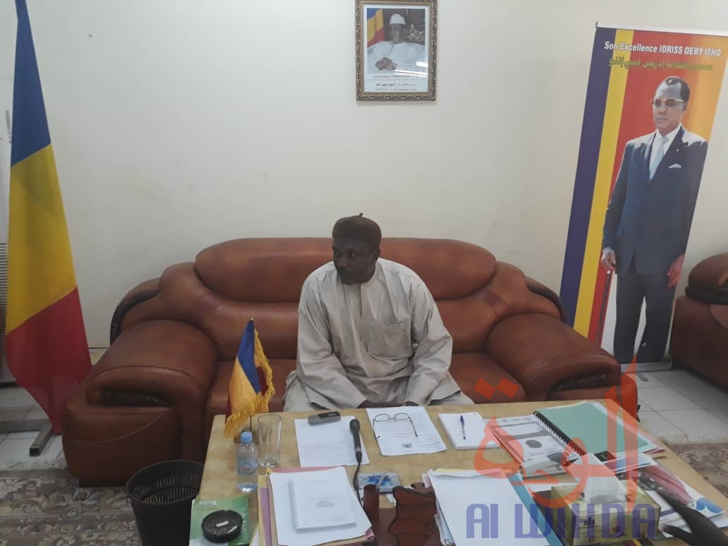 Tchad - Covid-19 : au Ouaddaï, la cellule provinciale de lutte détaille sa stratégie. © Abba Issa/Alwihda Info