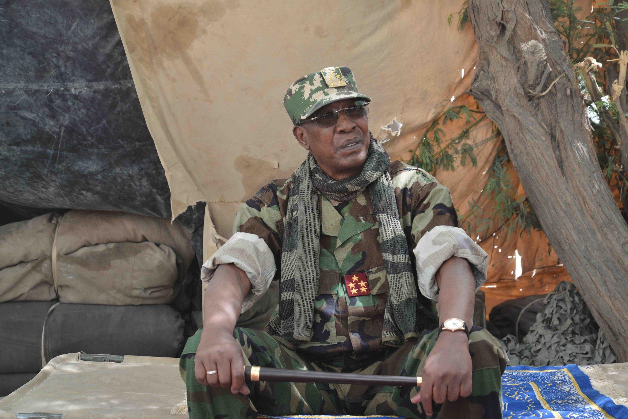 """Lac Tchad - Boko Haram : Déby lance l'opération """"colère de Bomo"""". © PR"""