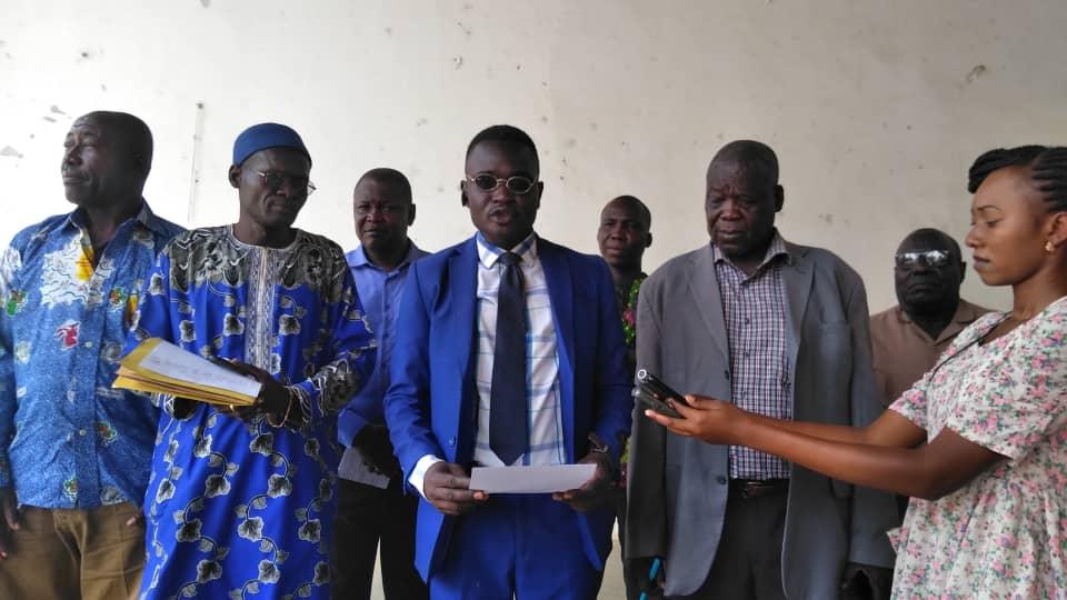N'Djamena : des citoyens mobilisés pour la bonne marche du 7ème arrondissement. © Malick Mahamat Tidjani/Alwihda Info