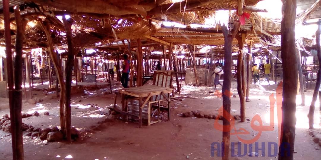 Tchad - Covid-19 : la population du Mayo Kebbi Ouest sous pression des forces de l'ordre. © Foka Mapagne/Alwihda Info