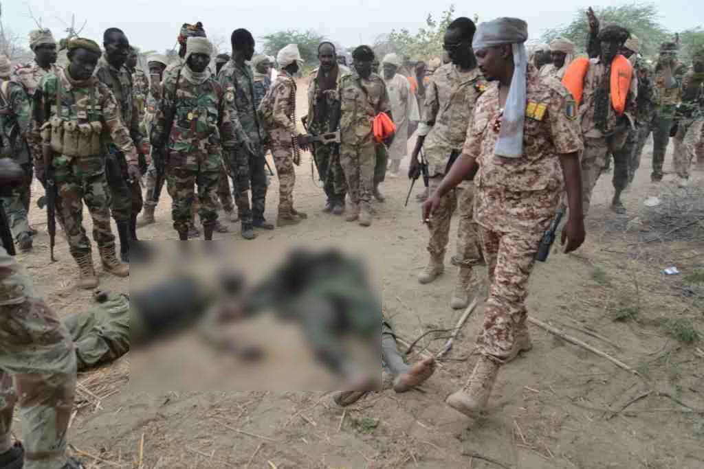 Boko Haram : le CEMGA du Tchad s'exprime sur les opérations militaires. © PR