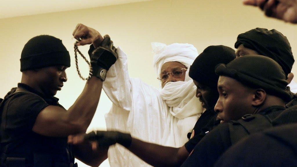 Sénégal : Hissein Habré placé en résidence surveillée. © DR