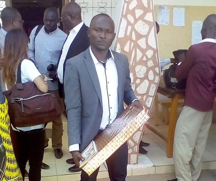 Tchad : le directeur de publication de TACHAD.COM arrêté. © DR