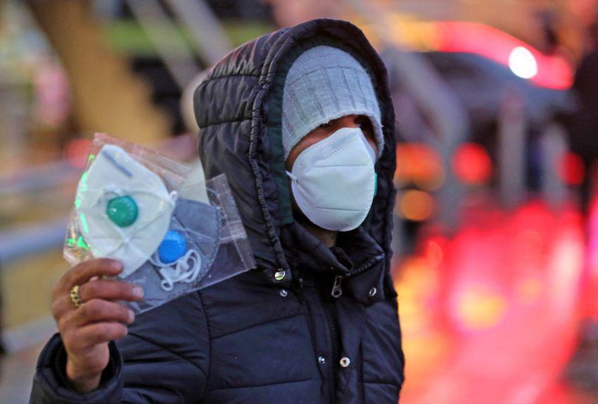 COVID-19 au Maroc : le port du masque désormais obligatoire. © DR