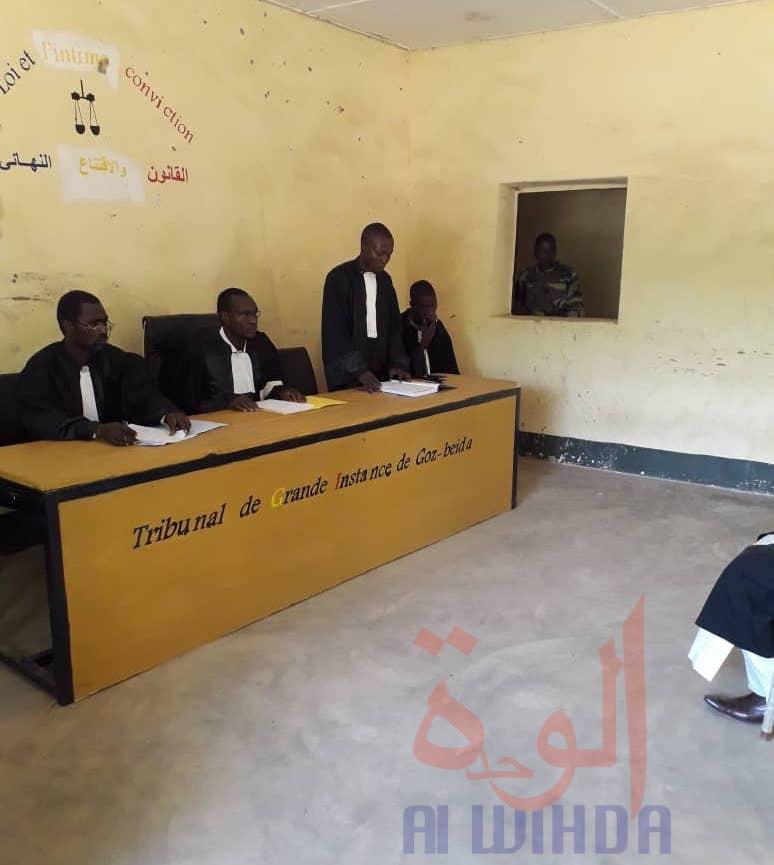 Tchad : à Goz Beida, le nouveau substitut du procureur prend ses fonctions