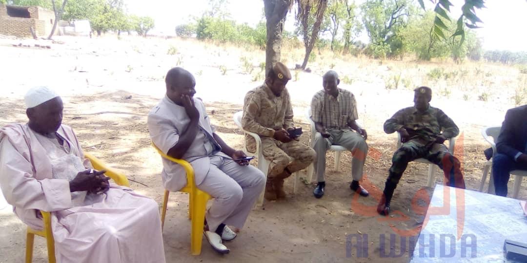 "Tchad - Covid-19 : ""des parents cachent leurs enfants revenus du Cameroun"". © Foka Mapagne/Alwihda Info"