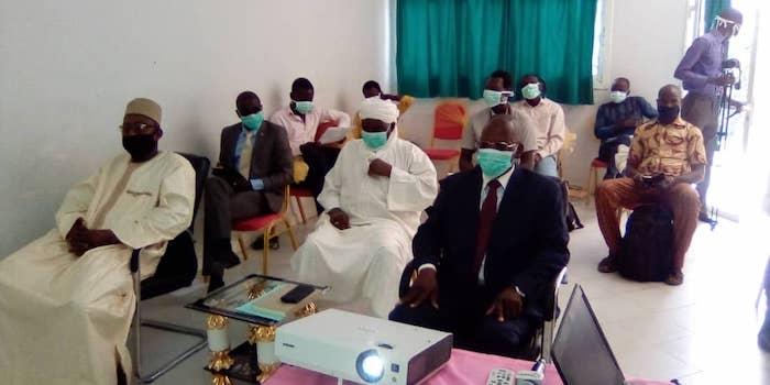 Tchad : une École lance une plateforme de cours à distance pour ses étudiants. © Mahamat Abdramane Ali Kitire/Alwihda Info