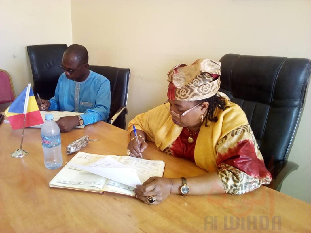 Tchad - Covid-19 : au Hadjer Lamis, un plan d'action pour le comité provincial de lutte. © Mbainaissem Gédéon/Alwihda Info