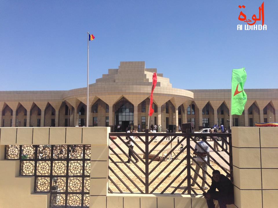 L'Assemblée nationale du Tchad. © Alwihda Info