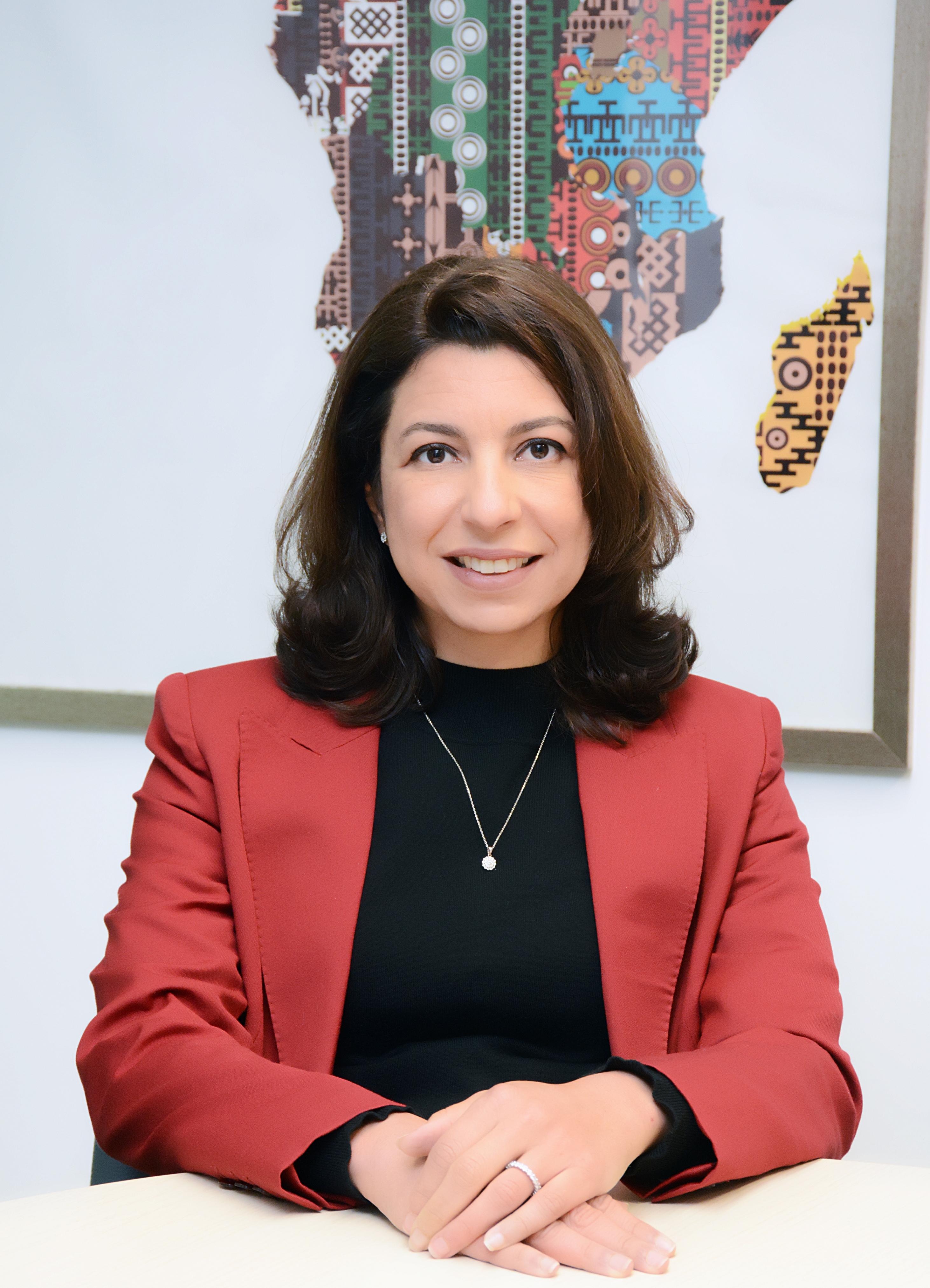 Nora Wahby, Directrice Afrique de l'Ouest & Maroc d'Ericsson