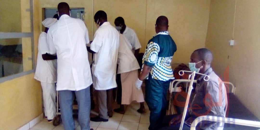 Tchad : 4 blessés par balles dans une altercation entre forces de l'ordre et habitants à Bouki Pala. © Foka Mapagne/Alwihda Info